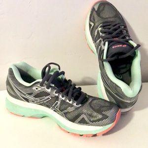 ASICS women's running shoes Gel-Nimbus 19